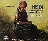 Heidi, Kann brauchen, was es gelernt hat, 4 Audio-CDs