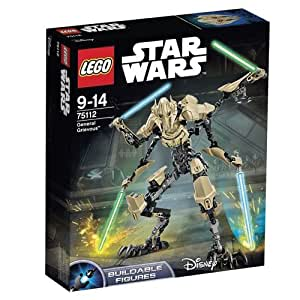 LEGO 75112 - Star Wars Battle Figures Generale Grievous