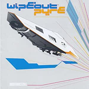 Wipeout Pure : The Official Soundtrack [Import anglais]