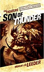 Son of Thunder (Forgotten Realms Novel: The Fighters) by Murray J. Leeder (2006-01-10)