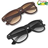 Elligator Set of Two Unisex Sunglass Combo