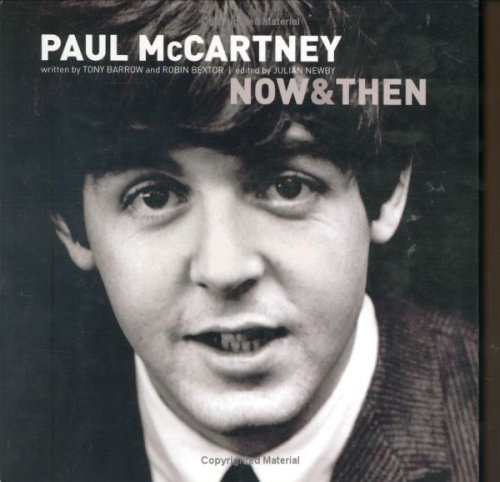 Paul McCartney: Now and Then by Robin Bextor (2006-05-02)