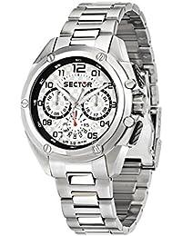 Sector Herren Uhrenbeweger Collection 950 Edelstahl silber R3253581003
