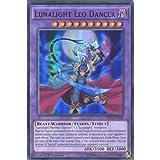 YuGiOh : SHVI-EN048 1st Ed Lunalight Leo Dancer Super Rare Card - ( Shining Victories ) by Deckboosters