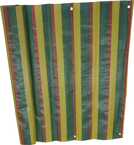 angerer-brise-vue-design-no-5300-vert-rouge-jaune-90-cm-longueur-6-mtre