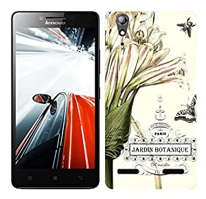 WOW 3D Printed Designer Mobile Case Back Cover For Lenovo A6000
