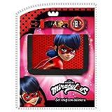 LADYBUG Kids LB17052 Set con orologio e portafoglio