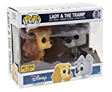 Funko - Figurine Disney - Lady & The Tramp Exclusive Bi-Pack Pop 10cm - 0889698114769