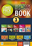 Class 3: Work Book and Reasoning Book Combo for NSO-IMO-IEO-NCO(Old Edition)