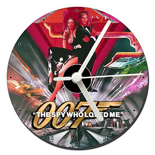 ----------MasTazas---------- ----------Descripcion---------- Estas comprando 1 Reloj CD Reloj de cuarzo de alta calidad y precisión. La imagen del reloj NO es una pegatina, esta directamente imprimida en el Cd, tiene un acabado brillante de alta cali...