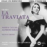 Verdi: la Traviata (Lisbonne, 27/03/1958)