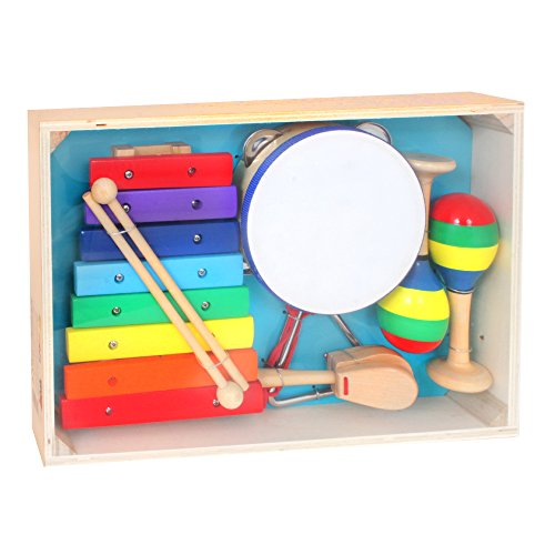 MGM Grand MGM 603020–Set de instrumentos musicales infantil