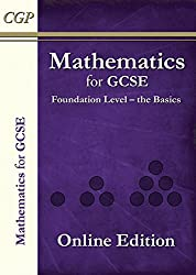 Maths for GCSE, Foundation Level - the Basics: Student Online Edition
