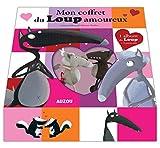 MON COFFRET DU LOUP AMOUREUX + 2 PORTE-CLES