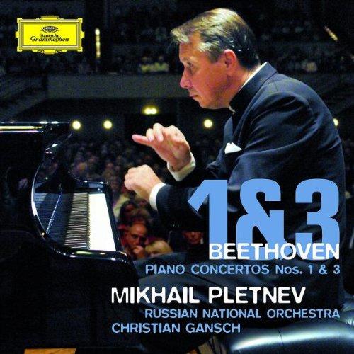 BEETHOVEN - Pletnev - Concertos pour piano N°1 et N°3