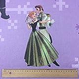 lizenziert von Disney–Lila basiert auf der Frozen