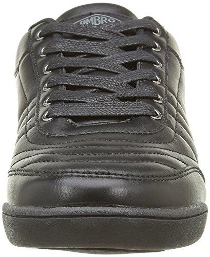 Umbro Um Ballwin, Baskets Basses Homme Noir (Noir 8)