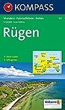 Insel Rügen: 1:50.000. Wandern / Rad. GPS-genau -