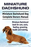 51vGwpF5OKL. SL160  - NO.1# LONG HAIRED DACHSHUNDS INFORMATION GUIDE