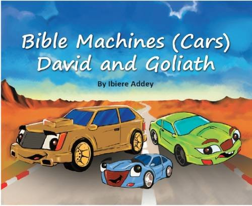 Bible Machines(Car Series) David and Goliath: No.1