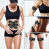 MTTDo Smart Ceinture Abdominal Massage Musculaire Bras et Jambes Multiple Endroit...