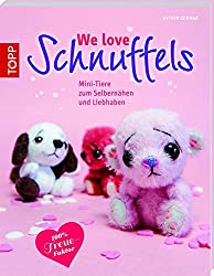 We love Schnuffels: Mini-Tiere zum Selbernähen und Liebhaben (kreativ.kompakt.)