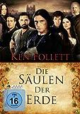 Die Säulen der Erde [4 DVDs] - Ken Follett