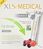 XLS Medical Berry Flavour Fat Binder Direct Weight Loss Aid - 10 Day Trial Pack, 30 Sachets