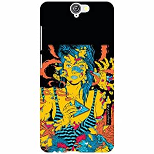 Design Worlds HTCOne A9 Back Cover - Mixed Designer Case and Covers