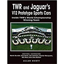 TWR and Jaguar's V-12 Prototype Sports Cars
