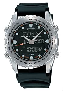 J Springs Bam003 Anadigi Mens Watch