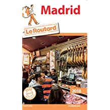 Guide du Routard Madrid 2018
