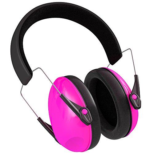 Die Sichersten Baby Ohrenschützer: Die Besten Gepolsterten Baby Ohrenschützer - Stylish und einstellbare Geräuschunterdrückungs-Kopfhörer für Babys und Kleinkinder - Für Outdoor-Sicherheit und Gehörschutz