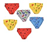 #9: CHILDZONE Kids Brief/Boys Brief 100% Cotton, Pack of 6