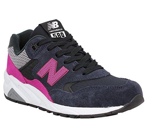 New Balance 580, Formateurs Femme Noir