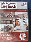 Audio-Sprachtrainer Englisch. Mobil Englisch lernen für Anfänger mit Vorkenntnissen und Wiedereinsteiger. (4 CDs)