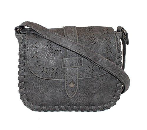 New Bags Crossover bag grau