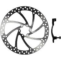 EBC Brakes - MTB MTBD160-203M Oversized Rotor Kit for Manitou Forks
