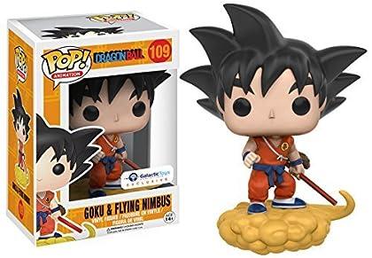 Funko Pop Dragon Ball - Goku and Flying Nimbus ...