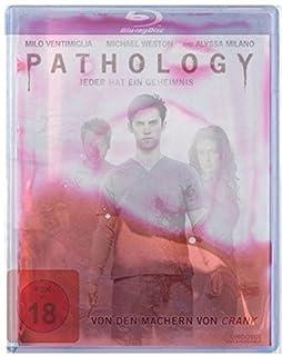 Pathology (im Spezialschuber mit Kunstblut) [Blu-ray]