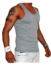 T-Shirt Homme Debardeur Marcel VG