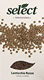 Select - Lenticchie, Rosse - 6 pezzi da 400 g [2400 g]