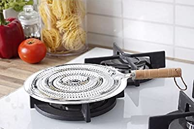 PonZE New Simmer Ring Heat Diffuser For Gas Or Electric Cooker Cooking Hob Tagine from PonZE