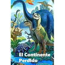 El Continente Perdido: The Lost Continent, Spanish edition