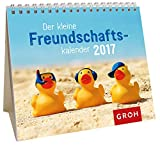 Der kleine Freundschaftskalender 2017: Mini-Monatskalender