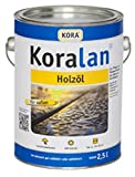 Kora Koralan Holzöl 2,5l Farbton: Lärche