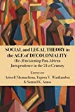 SOCIAL & LEGAL THEORY IN THE A -