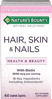 Nature's Bounty Skin, Hair, Nails Formula, 60 Tab