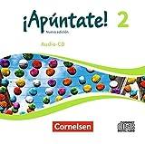 ¡Apúntate! - Nueva edición: Band 2 - Audio-CDs