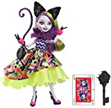 Mattel CJF41 Ever After High - Auf ins Wunderland Kitty Cheshire Puppe